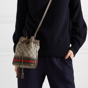 7d60d3b64 Gucci. GUCCI Ophidia mini GG bucket bag. NWT